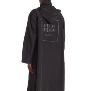 Opening Ceremony Nylon Trench Coat